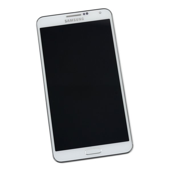 Galaxy Note 3 Screen and Digitizer Assembly (T-Mobile/AT&T) / A-Stock / White