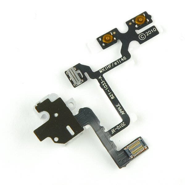 iphone headphone jack iphone 4 headphone amp volume cable gsm at amp t 11916