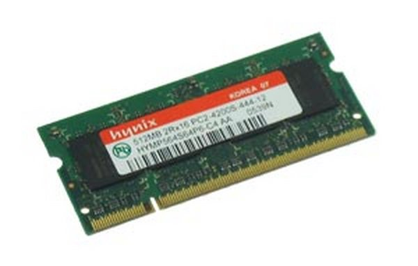 PC2-4200 512 MB RAM Chip