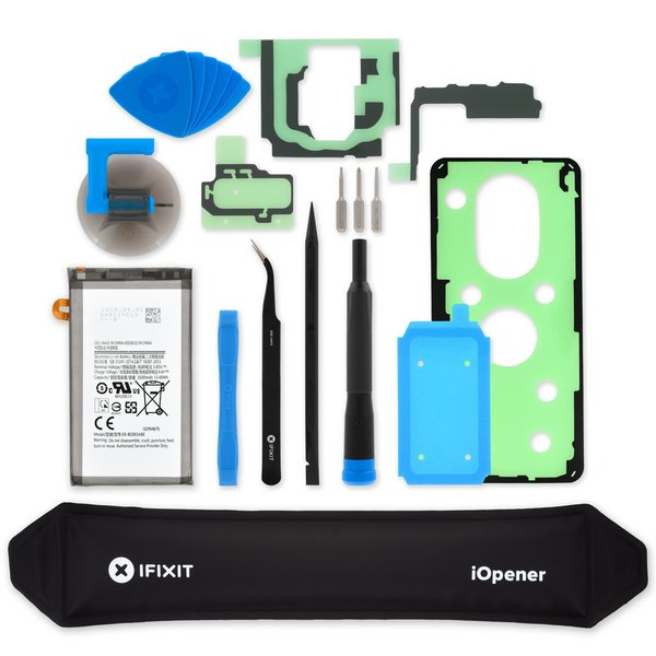 Galaxy S9+ Replacement Battery / New / Fix Kit