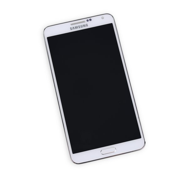 Galaxy Note 3 LCD Screen and Digitizer Assembly (Sprint/Verizon) / New / White