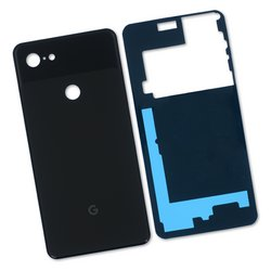 Google Pixel 3 XL Back Panel / Black