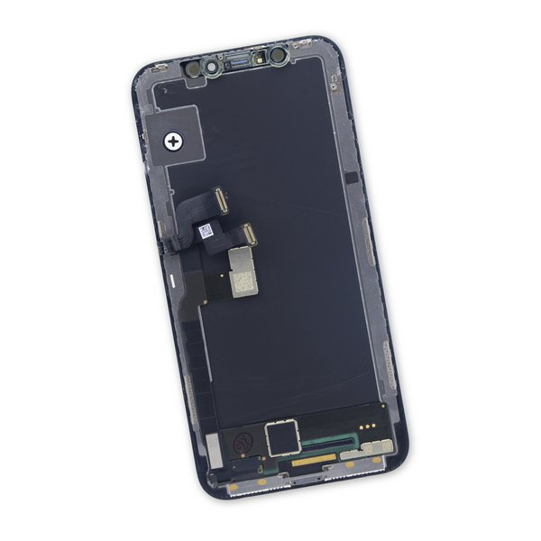 iPhone X OLED Screen and Digitizer - Choice / Part Only