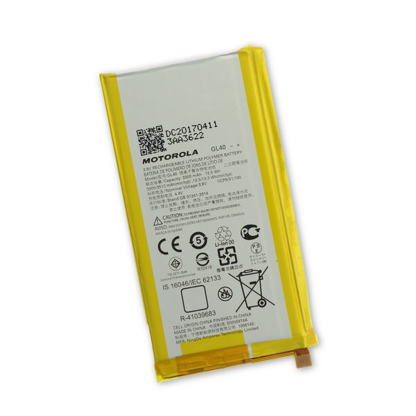 Moto Z Play Replacement Battery / Part Only