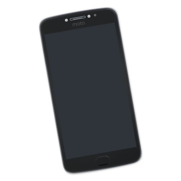 Moto E4 Plus (XT1772) Screen / Black