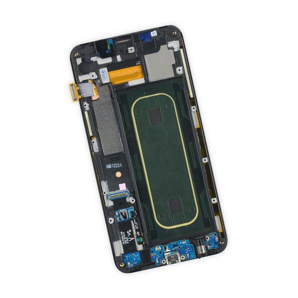 Galaxy S6 Edge+ Screen and Digitizer Full Assembly (Verizon) / Black