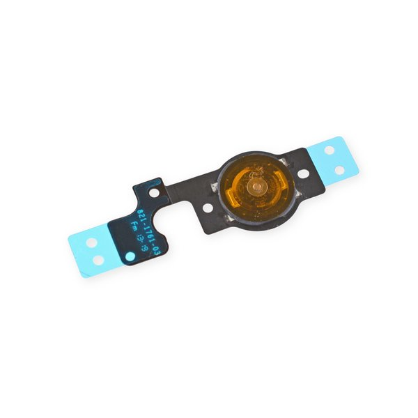 iPhone 5c Home Button Ribbon Cable / New / Part Only