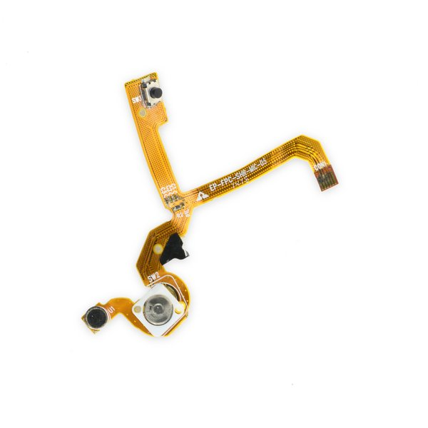 GoPro Hero3 White Power Button Board
