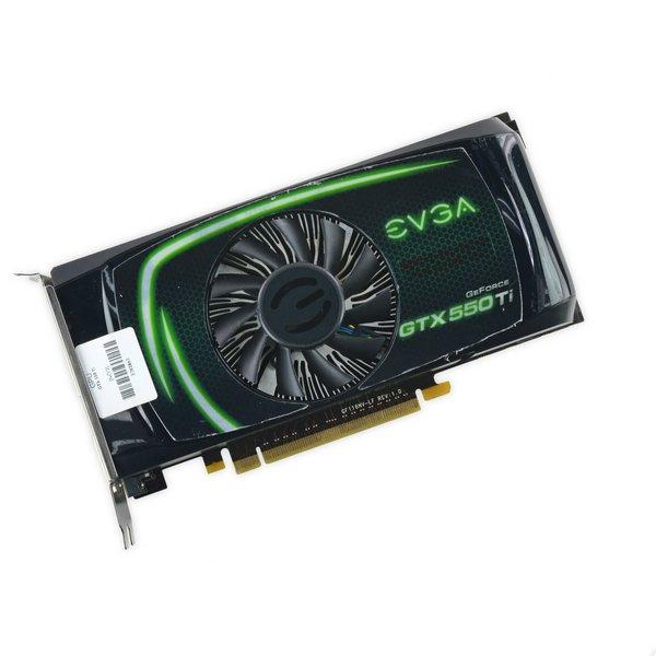 EVGA GeForce GTX 550 Ti Graphics Card