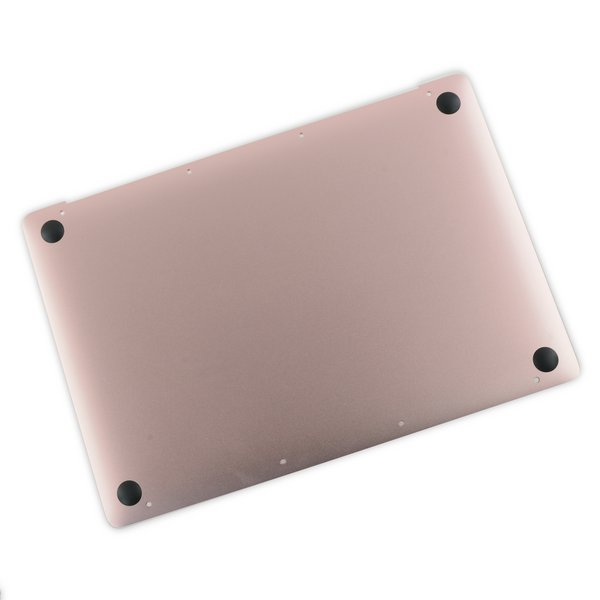"MacBook 12"" Retina (Early 2016/2017) Lower Case / Rose Gold"