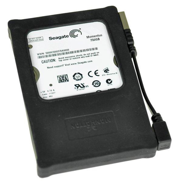 750 GB 7200 RPM Seagate SATA Hard Drive Upgrade Kit