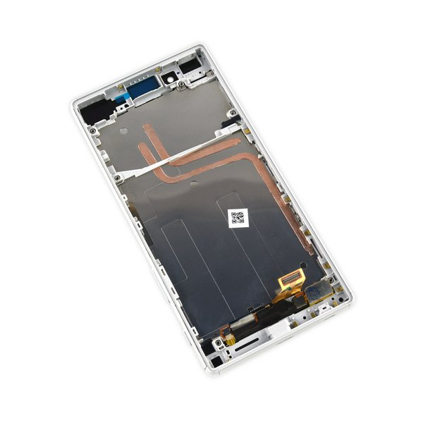 Sony Xperia Z5 Screen Assembly / White