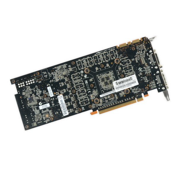GeForce GTX 580 Graphics Card