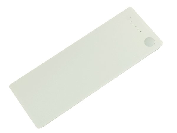 MacBook Replacement Battery / White / A-Stock