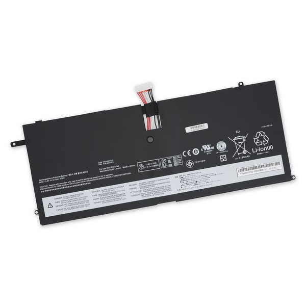 Lenovo ThinkPad X1 Carbon Gen 1 (2012) Replacement Battery / Part Only