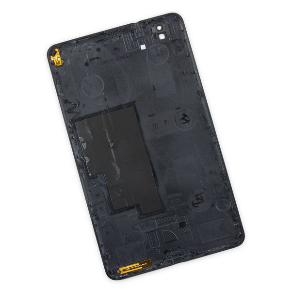 Galaxy Tab Pro 8.4 Rear Panel / Black / A-Stock