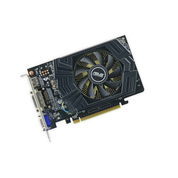GeForce GTX 750 Graphics Card