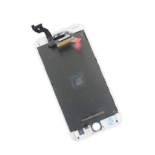iPhone 6s Plus LCD and Digitizer / New, Premium / Part Only / White