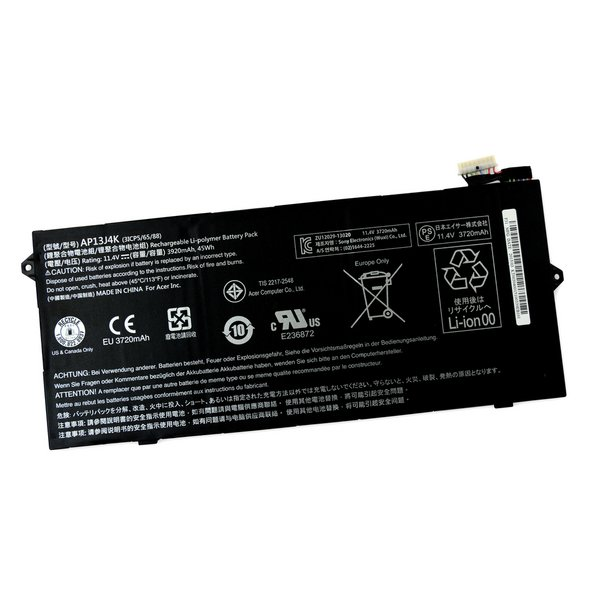 Acer Chromebook C740/C720/C720P Battery