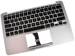 "MacBook Air 11"" (Late 2010) Upper Case with Keyboard"