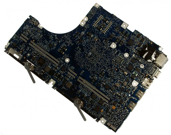 MacBook (Early 2009) 2 GHz Logic Board