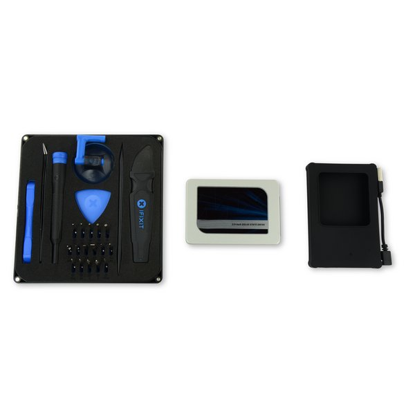 500 GB SSD / Upgrade Bundle