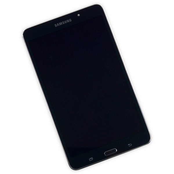 Galaxy Tab 4 7.0 Screen / Black / A-Stock