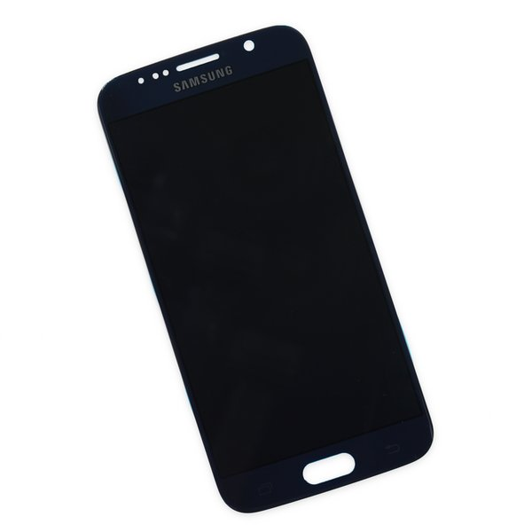 Galaxy S6 LCD Screen and Digitizer / New / Black / Part Only