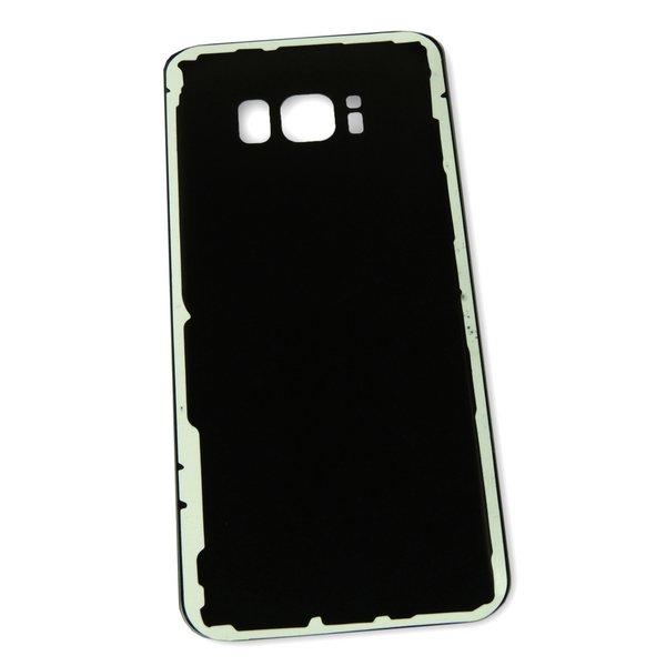 Galaxy S8 Aftermarket Blank Rear Glass Panel / Silver