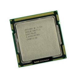 Intel i5-750 Desktop CPU