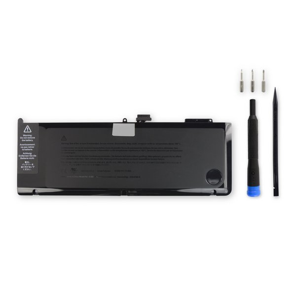 "MacBook Pro 15"" Unibody (Early 2011-Mid 2012) Replacement Battery / New / Fix Kit"