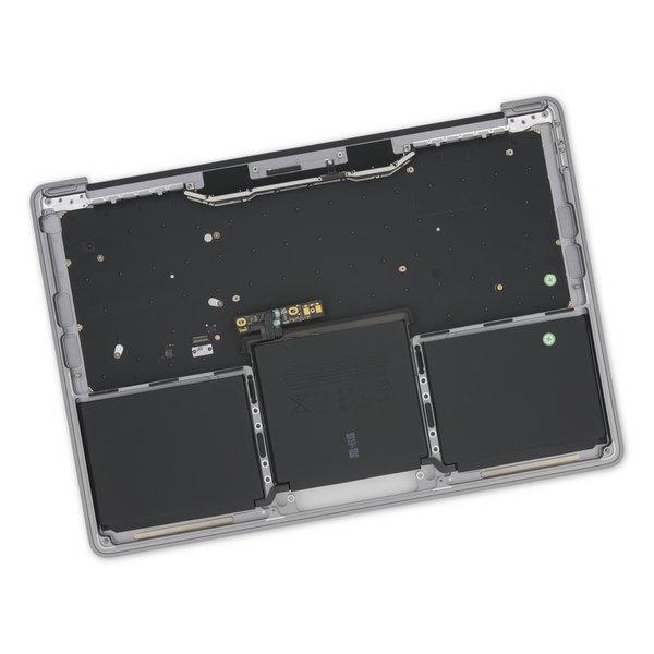"MacBook Pro 13"" Retina (Function Keys, Late 2016-2017) Upper Case Assembly / A-Stock / Dark Gray"