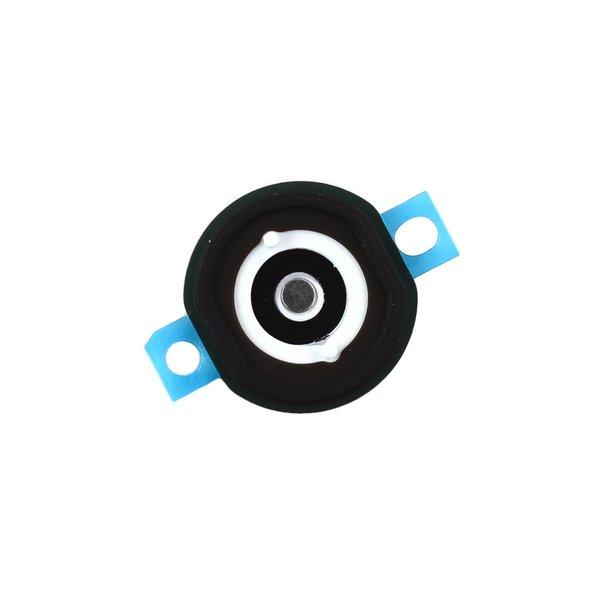 iPad mini & mini 2 Home Button / White / With Gasket