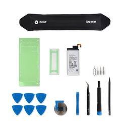 Galaxy S6 Edge Replacement Battery / New / Fix Kit