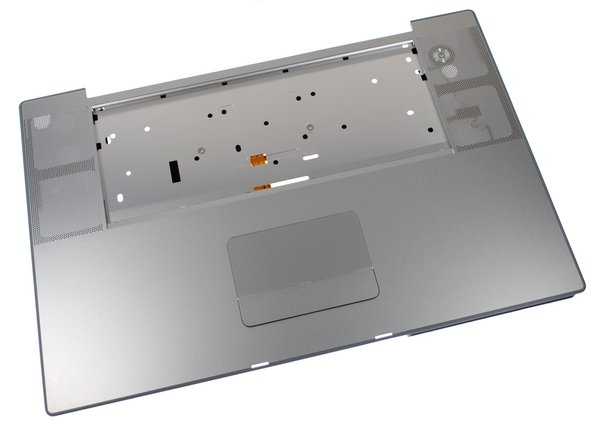 "MacBook Pro 17"" (Model A1229) Upper Case"