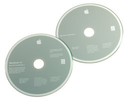 MacBook Air (Original) Restore DVDs