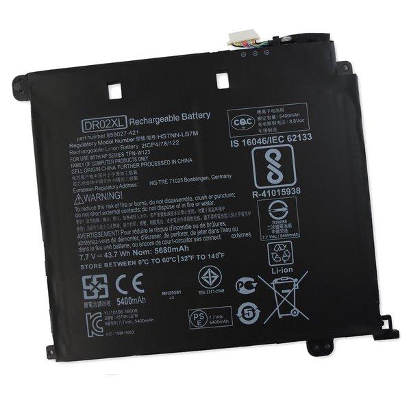 HP Chromebook 11 G5 Battery