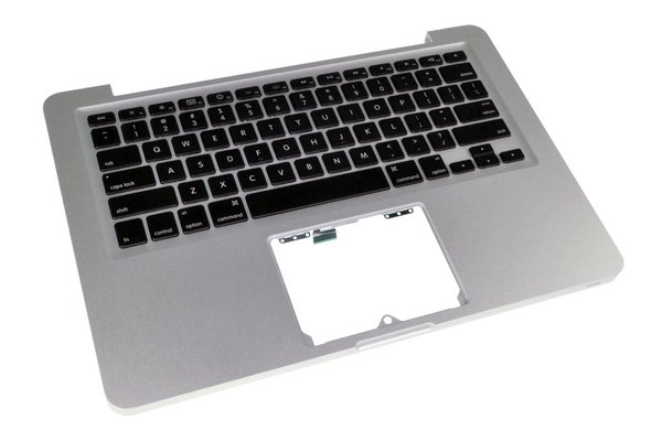 MacBook Unibody (A1278) Upper Case (Backlit)