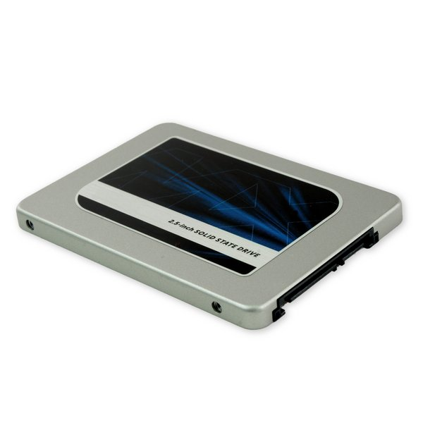 250 GB SSD / Crucial / Part Only