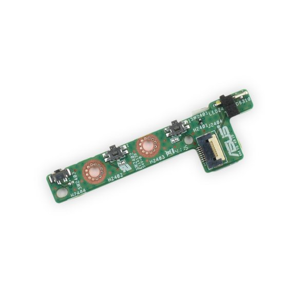 ASUS Chromebook C100P Power & Volume Button Board