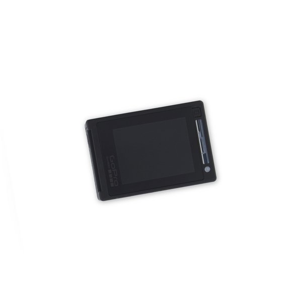 GoPro Hero4 Silver Edition Rear Case Assembly