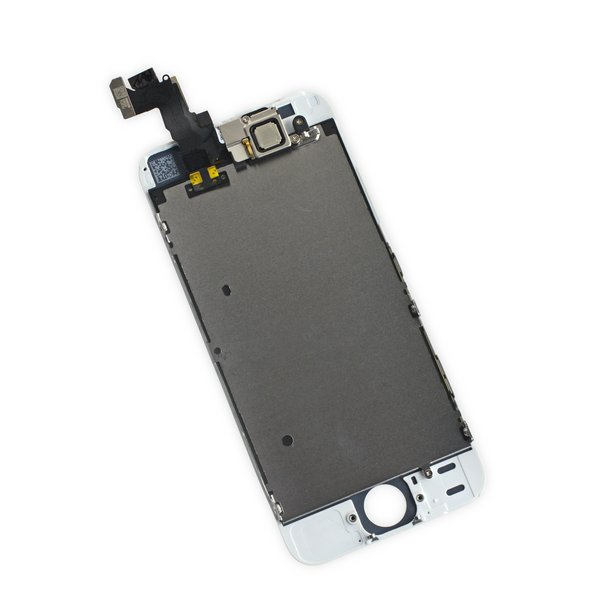iPhone SE LCD Screen and Digitizer Full Assembly - Choice / New / Part Only / White