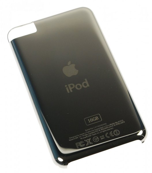 iPod Touch Gen 1 Rear Panel