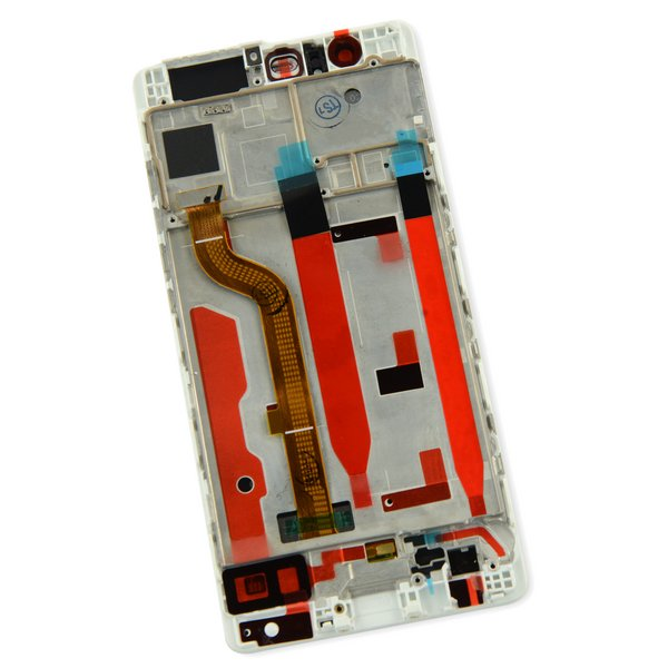 Huawei P9 LCD Screen and Digitizer Assembly / White