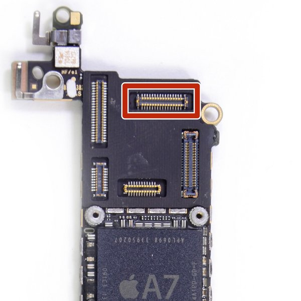 iPhone 5s Rear Camera FPC Connector