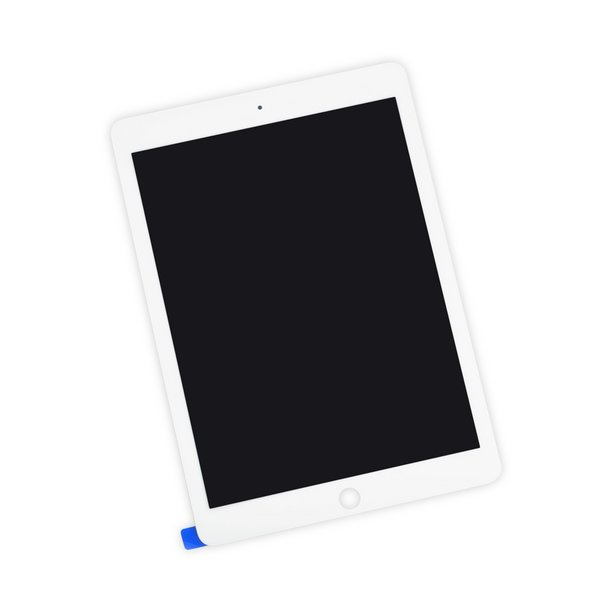 """iPad Pro 9.7"""" LCD Screen and Digitizer / White / C-Stock"""