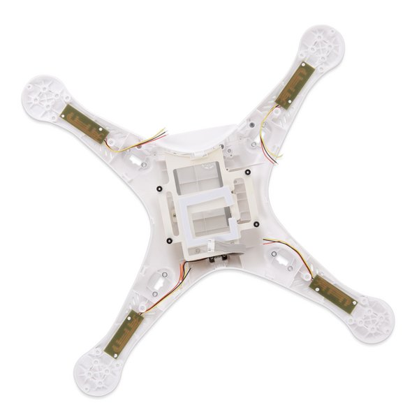 DJI Phantom 3 Standard/Pro/Advanced Bottom Shell