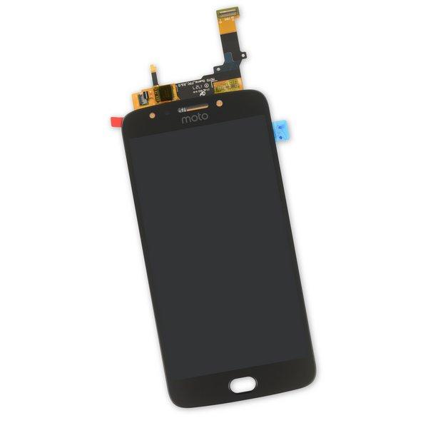 Moto E4 Plus LCD and Digitizer / Black