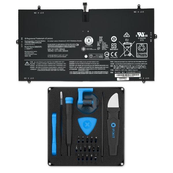 Lenovo Yoga Pro 3 Replacement Battery / Fix Kit