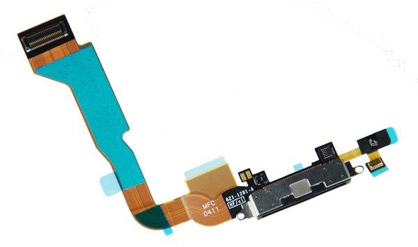 iPhone 4 Dock Connector (CDMA/Verizon) / Black / New